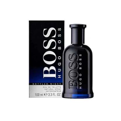 Picture of Hugo Boss Bottled Night forMen - Eau de Toilette, 100ml