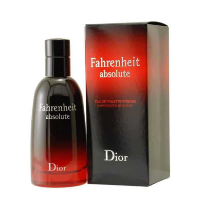 Picture of Dior Fahrenheit Absolute ForMen -Eau de Toilette, 100 ml-