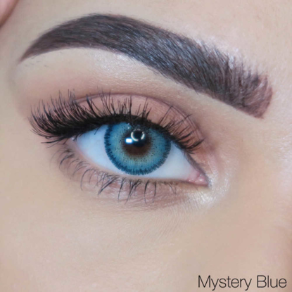 Picture of Mystery Lenses Mystery Blue