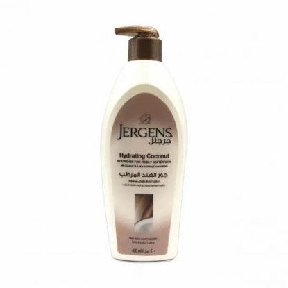 Picture of جرجنز جوز الهند مرطب البشرة الجافة 400 مل